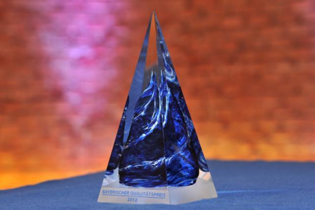 Bayerischer Qualitätspreis 2012